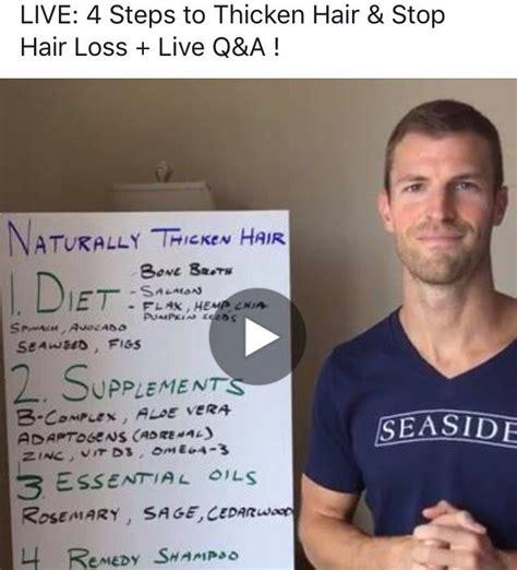 natural hair thickener recipe the 25 best thicken hair ideas on pinterest hair