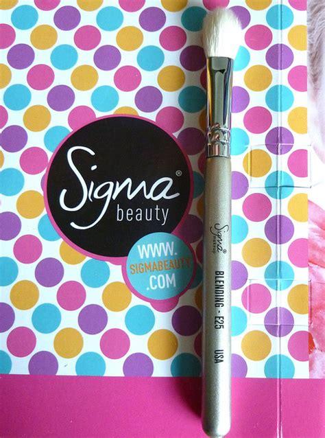 Sigma Giveaway - sigma giveaway winner