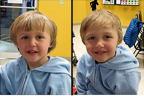 toddler boy haircuts before and after great before and after transformation for this handsome