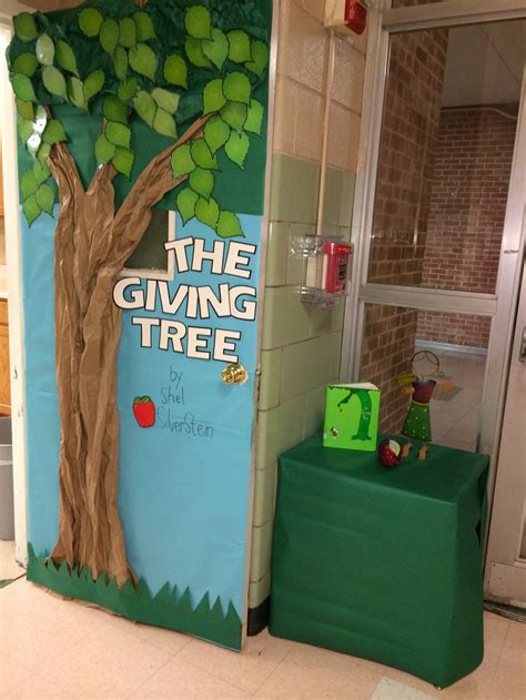 door tree decoration best 25 the giving tree ideas on the give