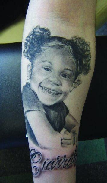 john wayne tattoo by ken karnage tattoonow tattoos child portrait 88939