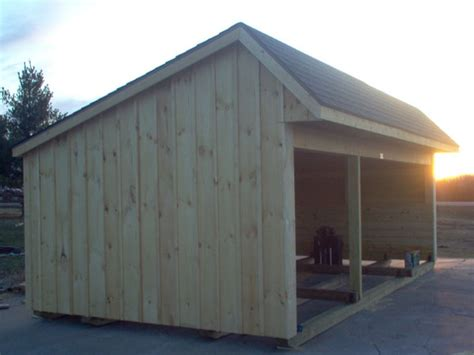 open shed plans run in sheds buildings by alpha