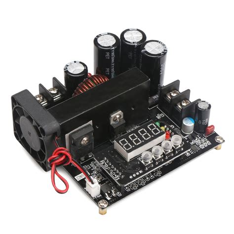 Dc To Dc Step Power Supply 10 900w dc dc boost converter 8 60v to 10 120v 15a step up