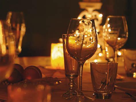 cena lume candela cena a lume di candela