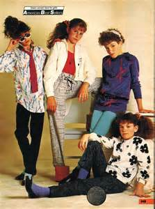 fashion 1980s clothing styles trends pictures amp history