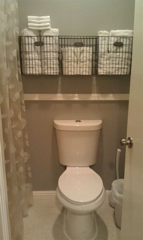diy small bathroom diy bathroom storage and organization hacks small