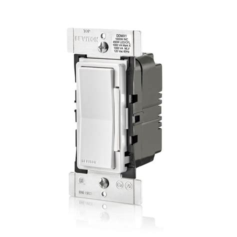 leviton parts leviton decora dimmer timer with bluetooth technology white lights and parts