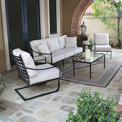 stylish patio furniture seattle for outdoor living spaces