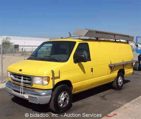 how things work cars 2000 ford econoline e350 parking system ford econoline 2000 utility service trucks