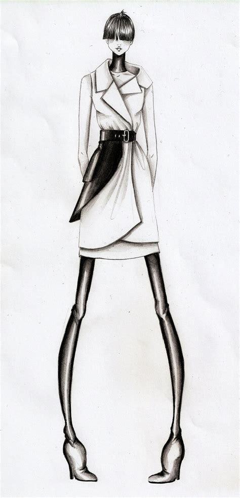 fashion illustration facts the gallery for gt fashion technical drawing