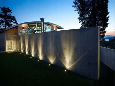 Outside Wall Lights For House Design Ideas Information Garden Wall Lighting Ideas