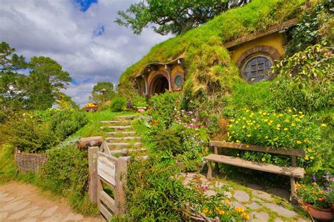 the magic of a hobbit house build this magical hobbit house in only three days