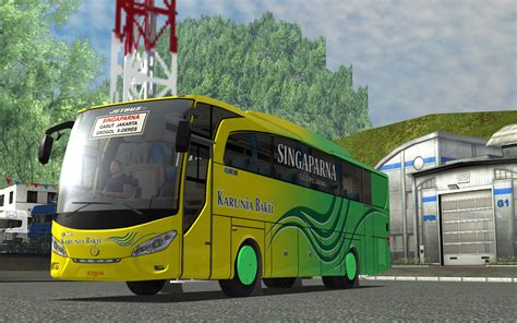 mod bus game haulin indonesia terbaru kumpulan single bus mod indonesia for ukts
