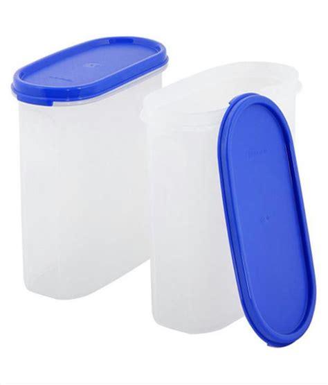 Tupperware Oval buy tupperware modular mates oval 3 1 7ltr plastic