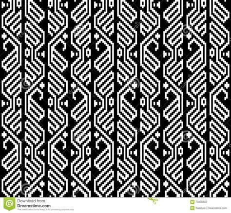 black and white aztec pattern fabric black and white ethnic aztec geometric seamless pattern