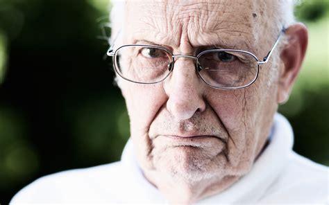 old man a grumpy old man