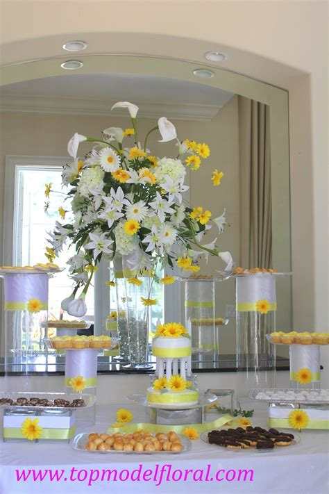 Wedding Table Centerpiece Ideas   Unique Floral