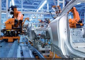 audi ag ingolstadt plant production audiworld