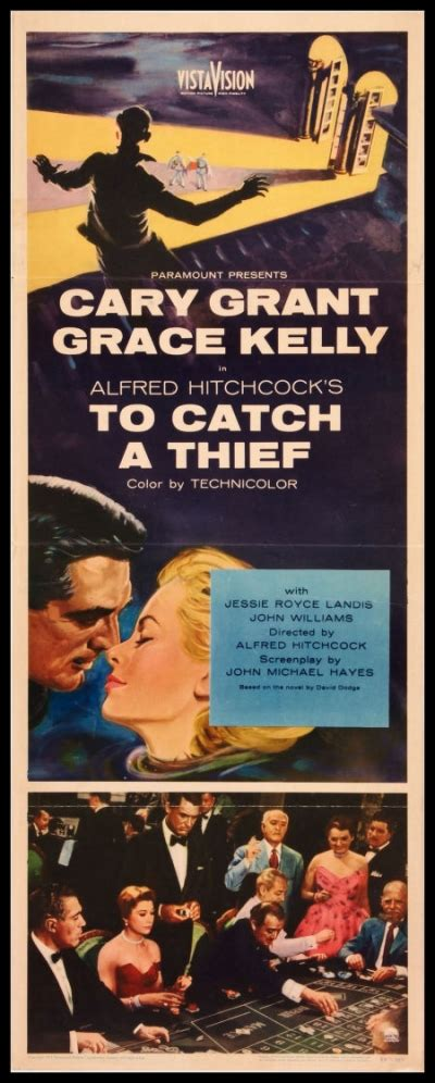to catch a thief ten valuable to catch a thief 1955 movie posters