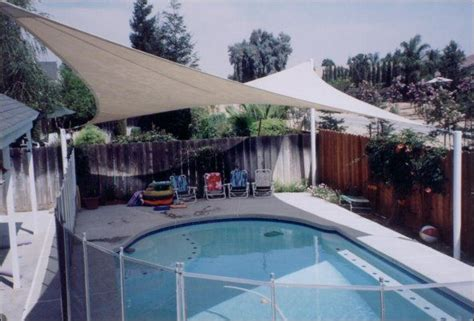 pool awning custom designed options for pool shade canopies austin