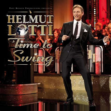 Time To Swing By Helmut Lotti Cd With Minkocitron Ref