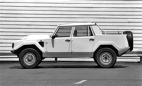 Lamborghini Truck Lm002 Lamborghini Lm002 Photo