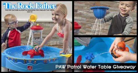 paw patrol adventure bay play table giveaway it s in adventure bay with the step2 paw