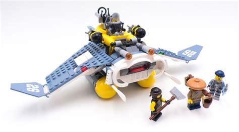 Lego 70609 Manta Bomber Ninjago hoth bricks news concours reviews tout sur l