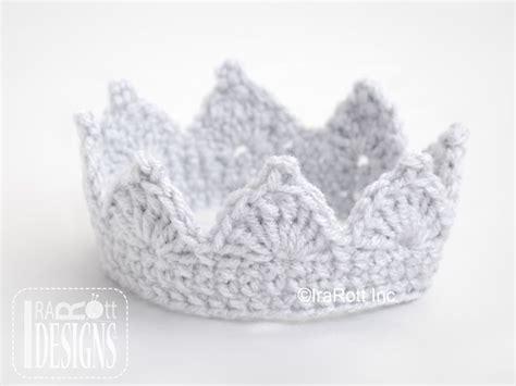free crochet pattern for baby tiara crochet baby hats free princess crown crochet pattern