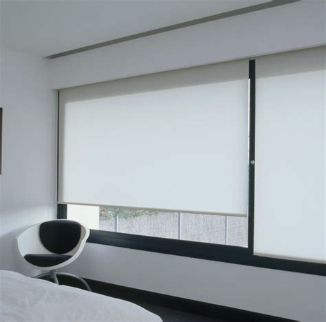 cortinas enrollables cortina enrollable plona cortinas interior lamitek
