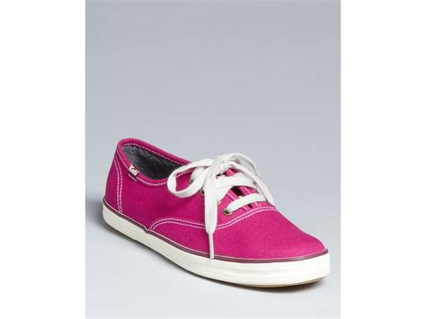 keds chion sneakers in pink fuchsia lyst