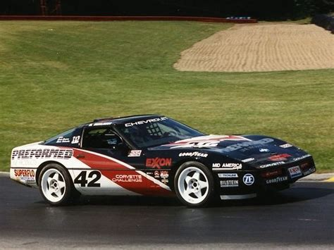 Ebay Race Cars For Sale by Corvette Challenge Racecar Offered For Sale On Ebay