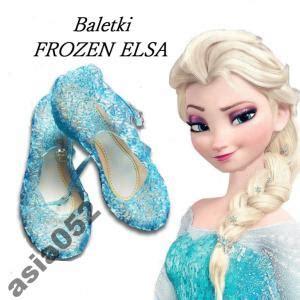 Fc Elsa New 4 96rb buty baletki frozen elsa kraina lodu rozm 29 5836597548 oficjalne archiwum allegro