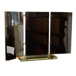 Tri Fold Vanity Mirror Tri Fold Vanity Mirror At 1stdibs