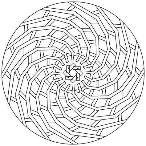 geometry coloring pages coloring home