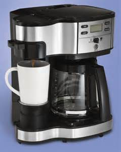 Toaster At Argos 2 Way Brewer Coffee Maker Hamilton Beach