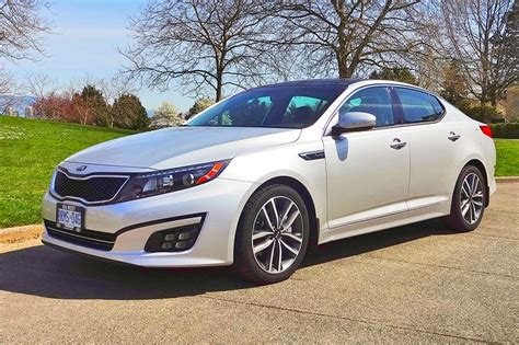 2013 Kia Optima Sx Turbo Specs by Used 2013 Kia Optima Pricing Features Edmunds Car Reviews