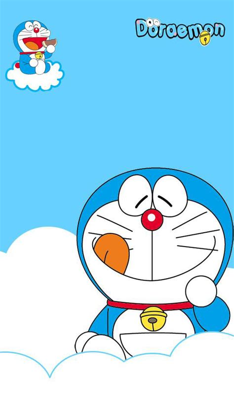 wallpaper doraemon warna biru theme doraemon cho iphone bản full đẹp nhất