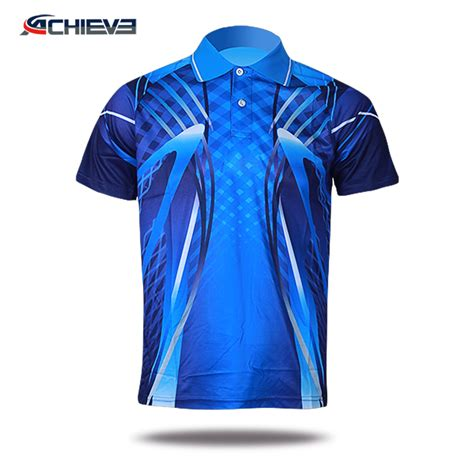 jersey pattern design 2018 new cricket jersey pattern custom design cricket