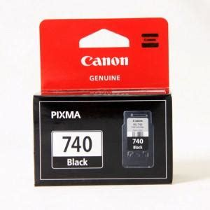 Canon Black Ink Cartridge Pg 740 Canon Black Ink buy canon black ink cartridge pg 740 invadeit co th