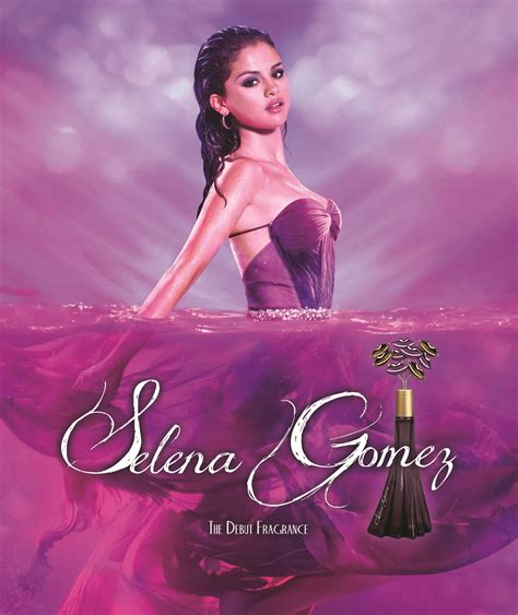 Parfum Selena Gomez selena gomez fragrance m4 digital media