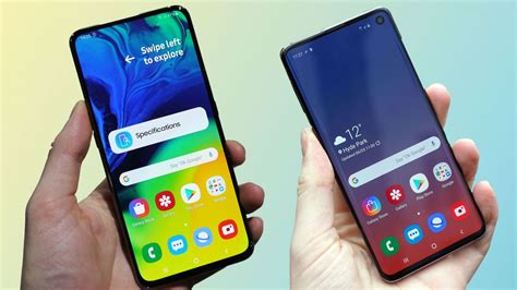 Samsung Galaxy A80 Vs Note 10 by Samsung Galaxy A80 Vs Galaxy S10 What S The Difference Between Samsung S Newer Flagships