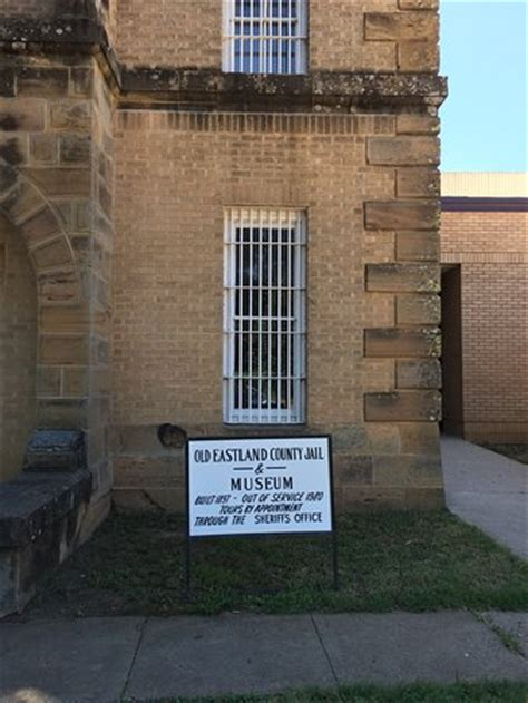 Eastland County Arrest Records Cool Review Of Eastland County Jailhouse Museum Eastland Tx Tripadvisor
