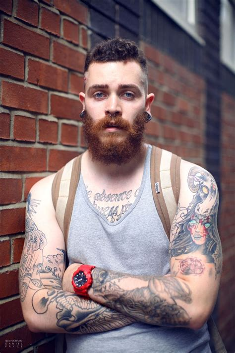 beards and tattoos 78 best images about s beard on ink
