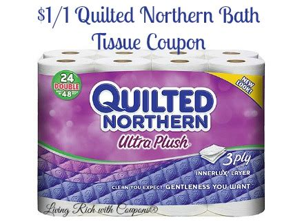 Quilted Northern Bath Tissue Coupons by Quilted Northern Coupon 1 00 Any Quilted Northern