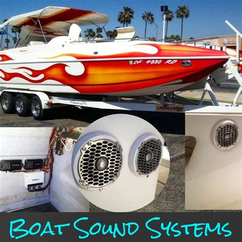 boat sound systems boat sound systems marine audio yelp