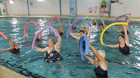 Fit Classes 1 by Aqua Fit Classes At Cresta Leisure Centre Chard