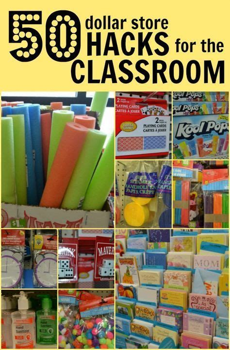 dollar store hacks 50 brilliant dollar store hacks for the classroom dollar