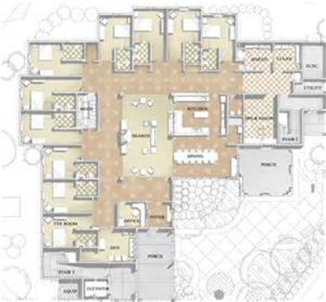 Best Retirement Home Floor Plans by Best Nursing Home Designs Bing Images Al Plans