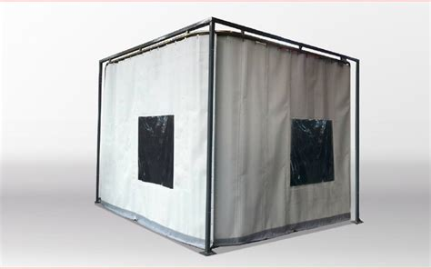 industrial noise control curtains industrial noise control sound isolation mobile sound